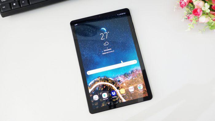 Galaxy Tab S4 - Desain