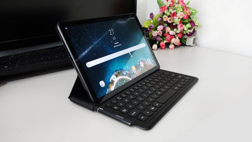 Galaxy Tab S4 - Featured