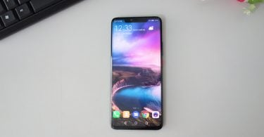Huawei Mate 20 Pro Feature Front