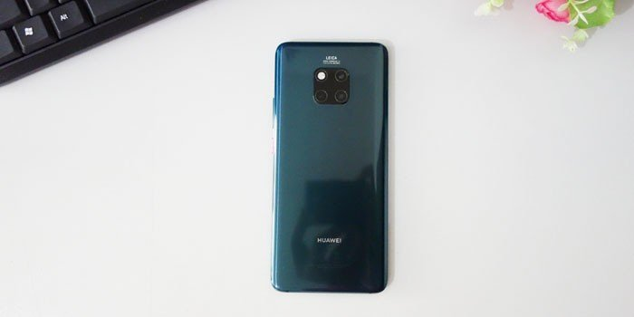 Huawei Mate 20 Pro Belakang