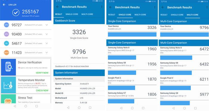 Huawei Mate 20 Pro Perform