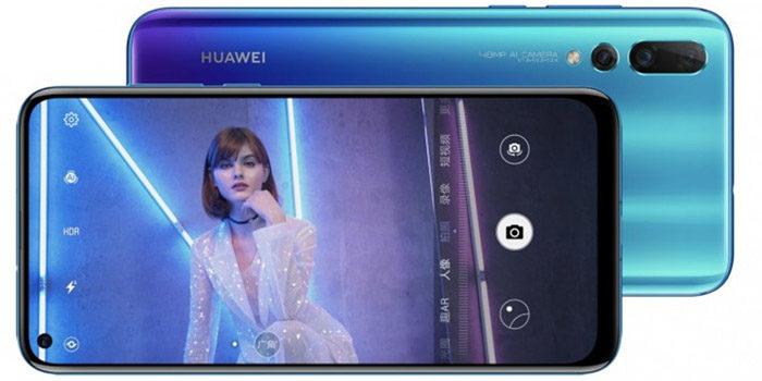 Huawei Nova 4 Header