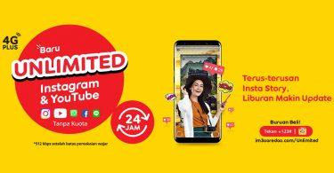 Indosat Unlimited Feature