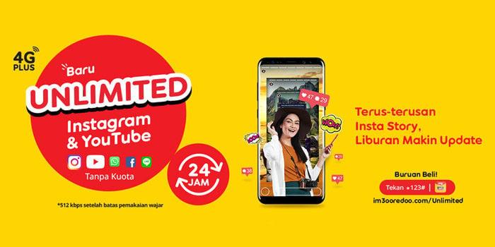 Indosat Unlimited Apps Untuk Apa Sih Sebenarnya Gadgetren