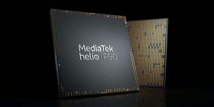 MediaTek Helio P90 Header