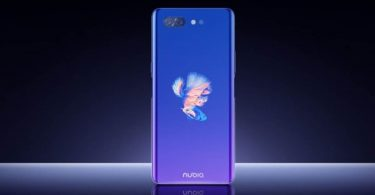 Nubia X5G Feature Leak