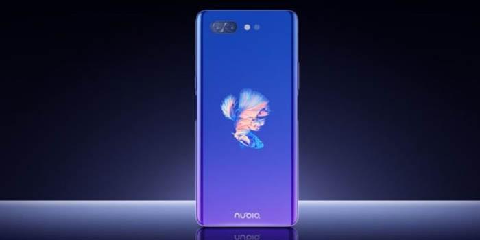 Nubia X5G Header Leak