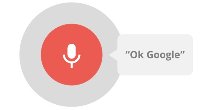 OK Google Header