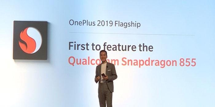 OnePlus pertama Snapdragon 855
