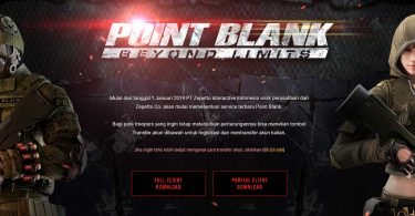 Point Blank Zepetto Akun Featured