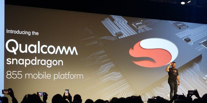 Qualcomm Snapdragon 855 Header