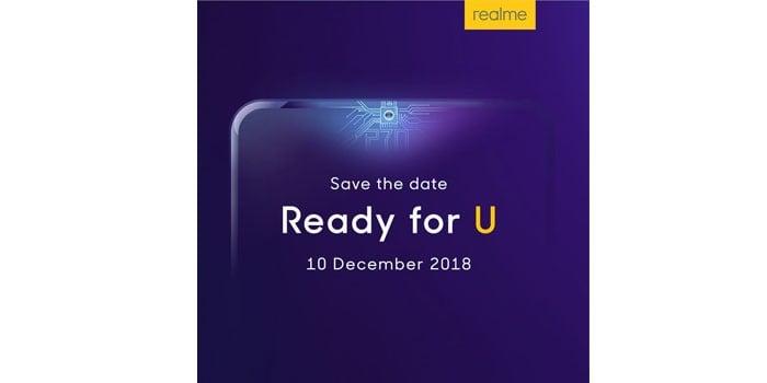 Realme U1 Poster