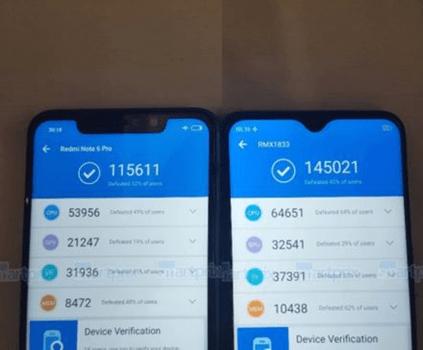 Realme U1 vs Redmi Note 6 Pro