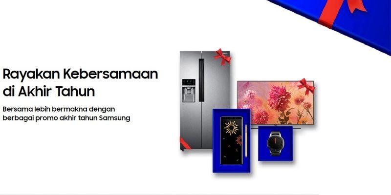 Samsung Hadirkan Promo Akhir Tahun Be Together Dengan Cashback