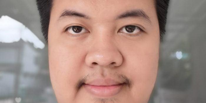 Selfie Beauty Bokeh
