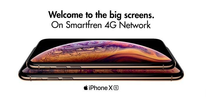 Smartfren iPhone Terbaru Header