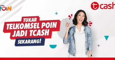 Telkomsel POIN TCASH Feature