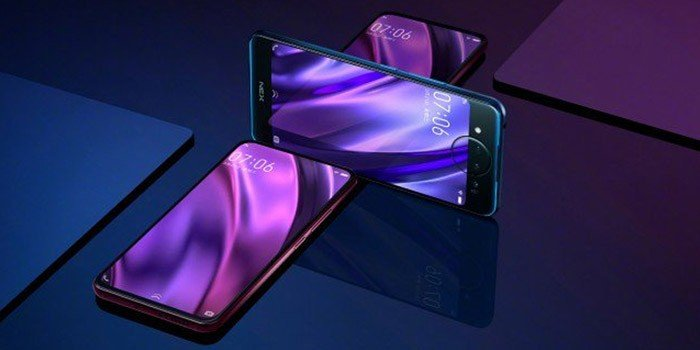 Vivo NEX Dual Display Header