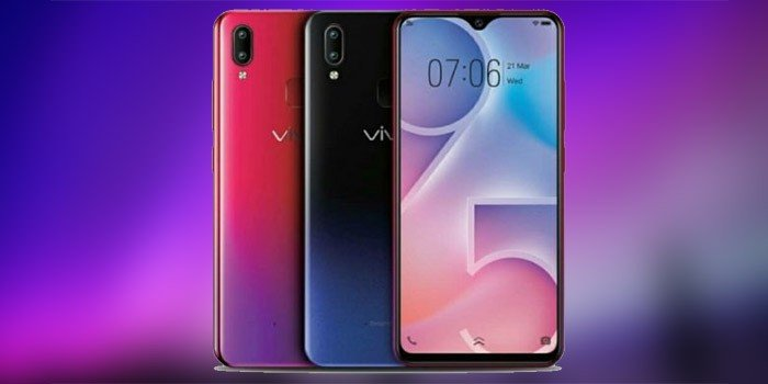 Vivo Y95 VS Vivo V9 Header