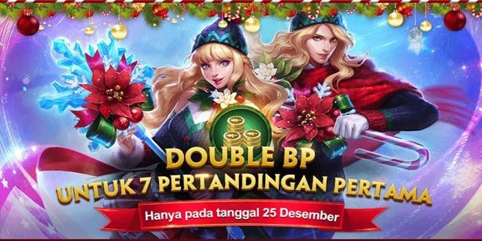 Winter Gala Mobile Legends - BP Ganda