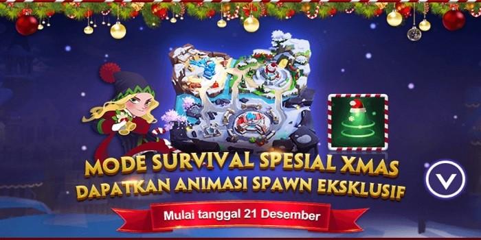 Winter Gala Mobile Legends Xmas Mode