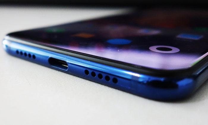 Xiaomi Mi 8 Lite Port speaker