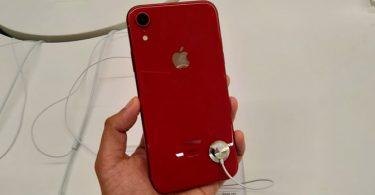 iPhone pembeli pertama XR