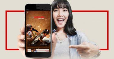 mBanking Telkomsel Feature
