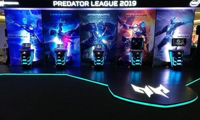 APAC Predator League 2019 All