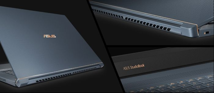 ASUS StudioBook S Desain