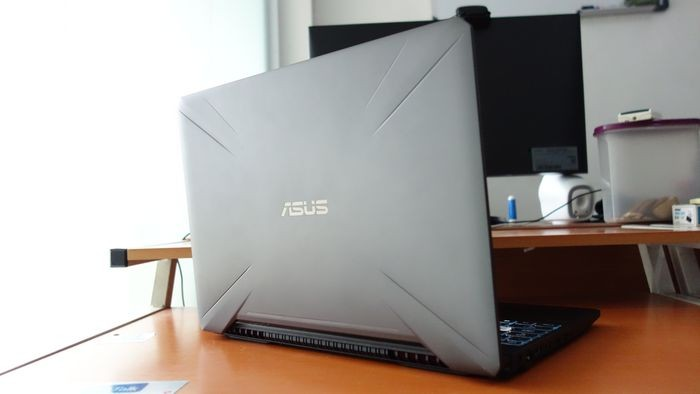 Review ASUS TUF Gaming FX505 - Laptop Gaming yang Kuat | Gadgetren