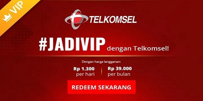Cara Berhenti Berlangganan iflix VIP Telkomsel Header