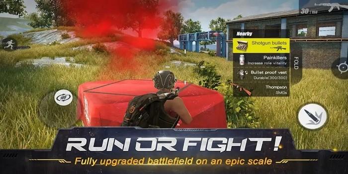 Game Mirip PUBG Online Offline ROS