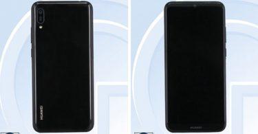Huawei Enjoy 9e Feature Leak