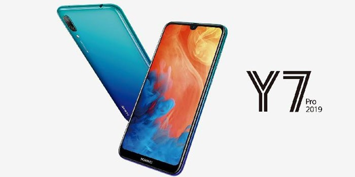 Huawei Y7 Pro 2019 Header Leak
