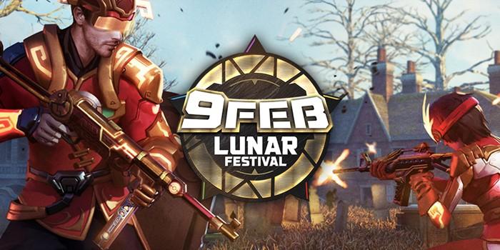 Lunar Festival Free Fire Header