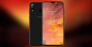Samsung Galaxy M30 Header Leak
