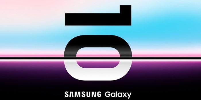 Samsung Galaxy S10 Header Poster