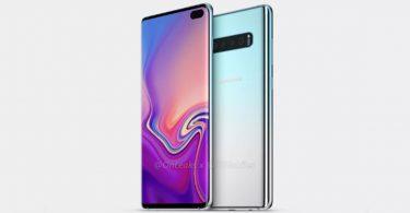 Samsung Galaxy S10 Plus Leak Featurez