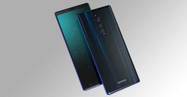 Sony Xperia XZ4 Feature Leak