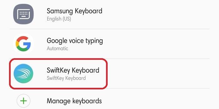 Cara Mengatasi Papan Tombol Samsung Terhenti - Keyboard Lain