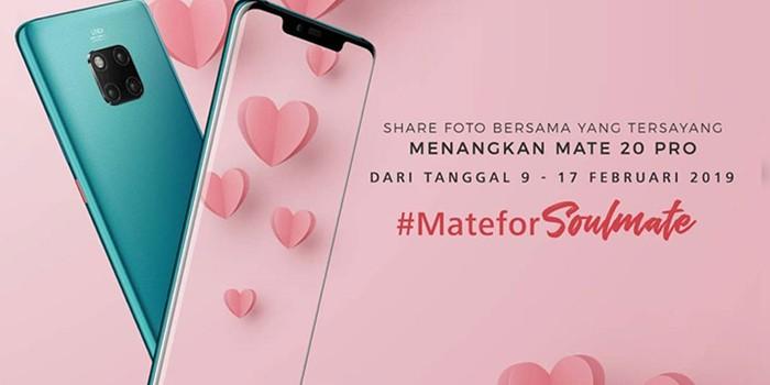 Huawei Mate 20 Pro Valentine Header