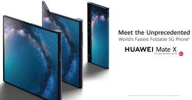 Huawei Mate X Feature