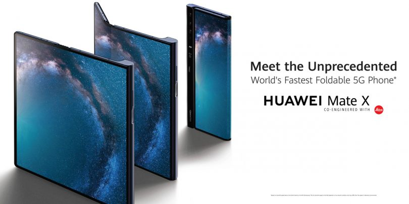 Huawei Mate X Feature
