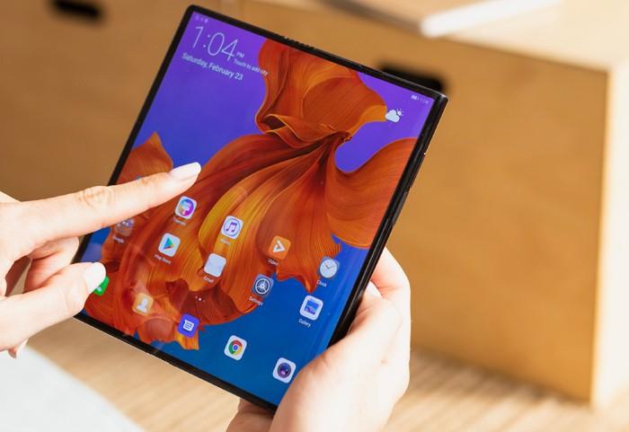 Huawei Mate X mode Tablet