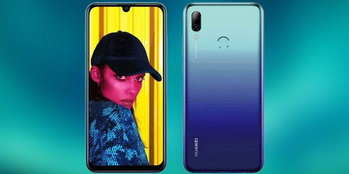 Huawei Nova Lite 3 Header