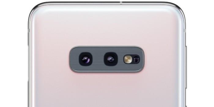 Dual kamera Samsung Galaxy S10e
