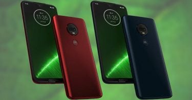 Moto G7 Plus Feature