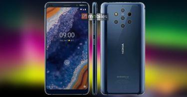 Nokia 9 PureView Leak Feature