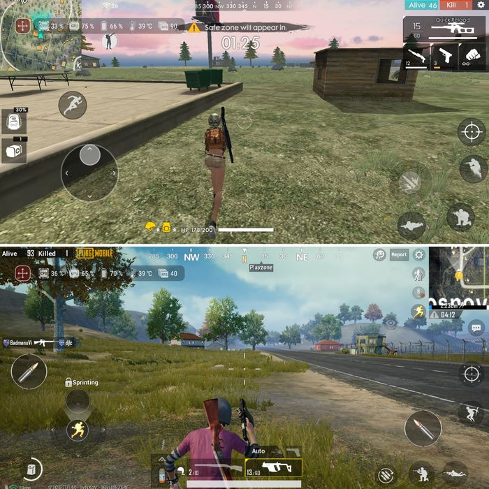 ROG Phone PUBG Free Fire